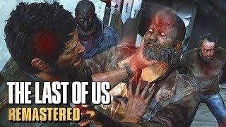 The Last Of Us Remastered PS4 PRO Gameplay German #19 - Die Horde
