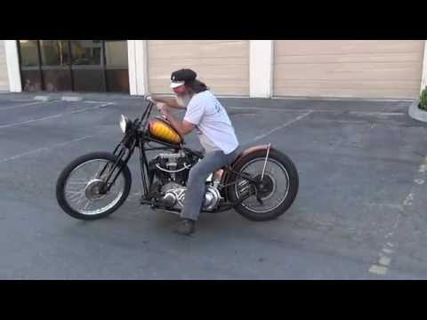 Difference Between Street Glide And Road Glide >> Hunting Harley's, 1978 Harley FLH 'Old School' Bobber | Doovi