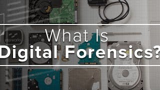 What is digital forensics & Why I wouldn't want that job