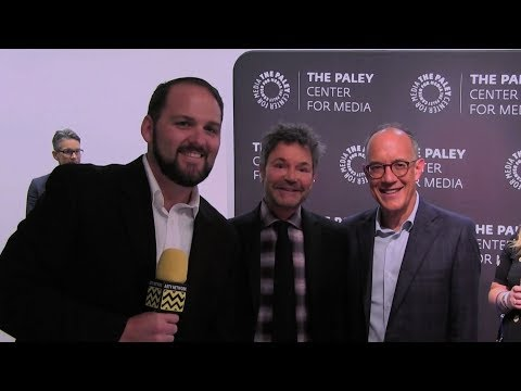Interview with David Krane and Jeffrey Klarik | Showtime's Episodes at the Paley Center