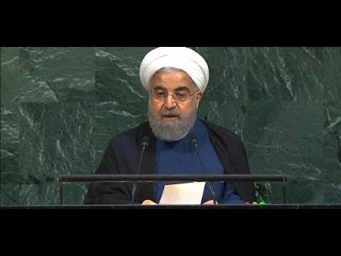 UN-Vollversammlung in New York: Iran bestreitet Verletzung des Atom-Abkommens
