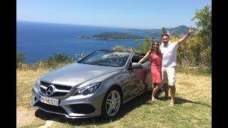 видео Новый Mercedes-Benz Е-Класса купе и кабриолет