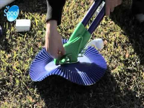 C mo funciona un robot limpiafondos de piscina zodiac v for Como limpiar el fondo de una piscina sin limpiafondos