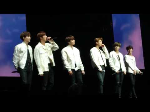 170526 BTS speaking English in Wings Tour Sydney