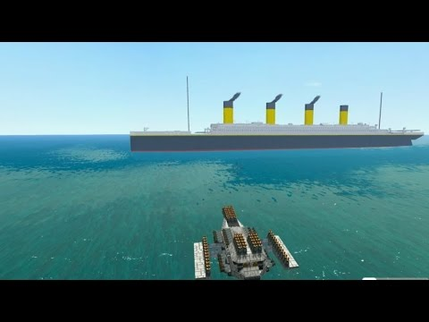 Nuke the Titanic! From the Depths