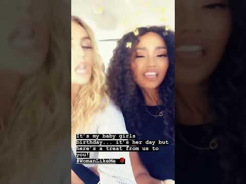 'Woman Like Me' New Snippet 🌷Little Mix ft. Nicki Minaj #lm5