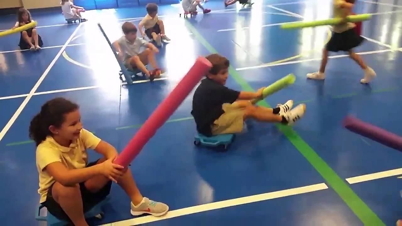 Get Movin': 15 Fun Fitness Activities for Kids | Rasmussen ...