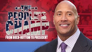 The Rock as US President... What say ?