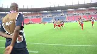 Pre-match: Rd Congo Vs Tunisia - Orange Africa Cup Of Nations, Equatorial Guinea
