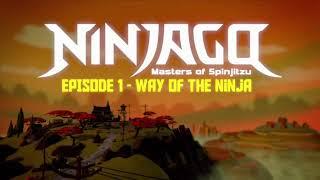 Ninjago maestros del spinjitsu episodio 1 temporada 0 español latino
