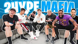 2HYPE Plays MAFIA on ZOOM w/ Troydan - 2HYPE MAFIA #3