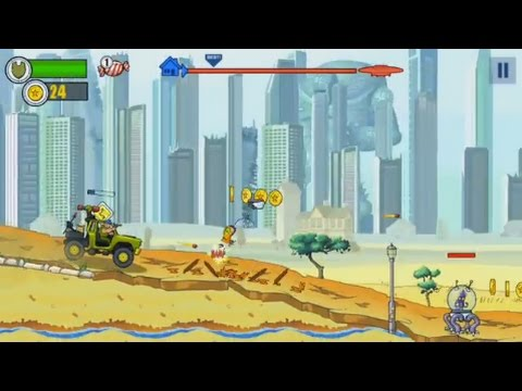 Mad Day - Truck Distance Game (by Ace Viral) - action game for android - gameplay.