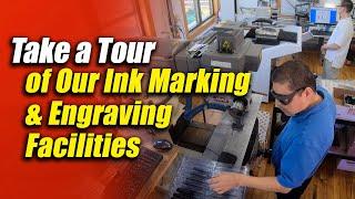 Laser Marking, Engraving, Etching & Ink Marking - CT Laser & Engraving