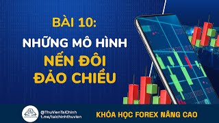 Bài 10: Những Mô Hình Nến Đôi Đảo Chiều Trong Forex | Khóa Học Forex Nâng Cao | Học Forex Online
