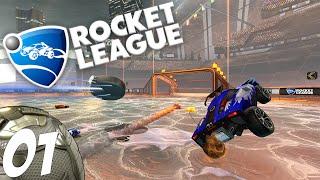 Rocket League #1 - Χιονισμέvη μέρα!