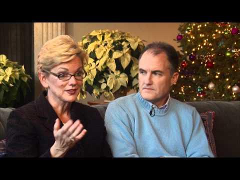 Michigan Governor Jennifer Granholm and Dan Mulhern Interview for The Michigan Inaugural 2011 1 of 2