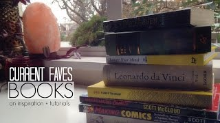 Gambar cover Current Favourite Books - Inspiration and Art