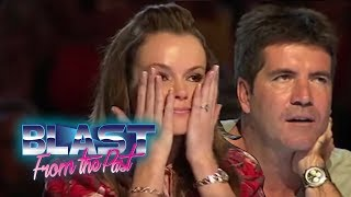 Video MOST UNEXPECTED AUDITION EVER Leaves Judges In TEARS & BLOWS SIMON COWELL AWAY Britain's Got Talent download MP3, 3GP, MP4, WEBM, AVI, FLV Juni 2018