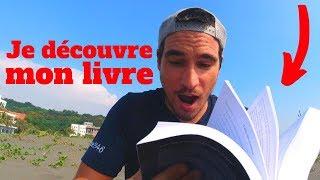 L'incendie De Ma Vie : Je Viens De Recevoir Mon Livre ! [FireVlog #29]