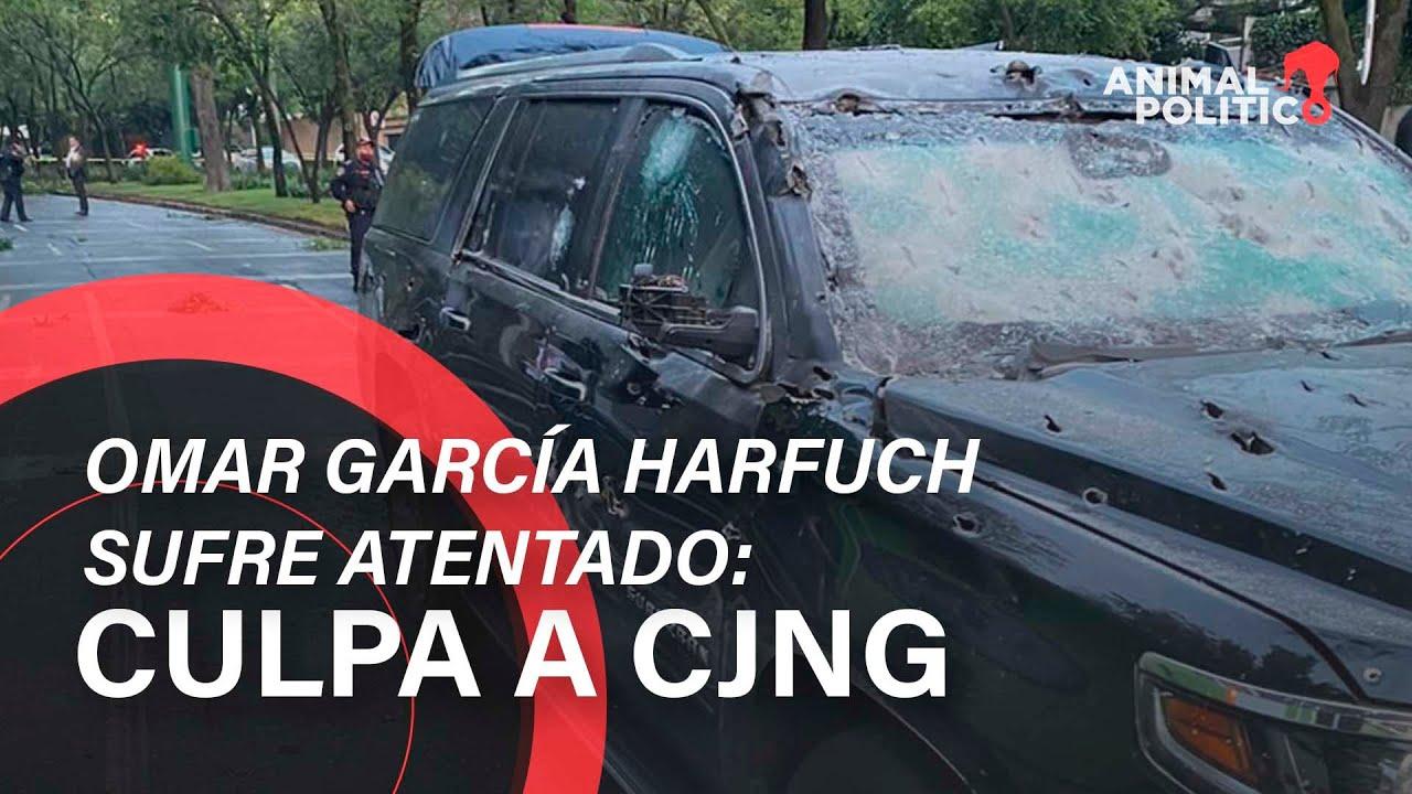 Narco, amenazas: Esto sabemos del atentado a García Harfuch