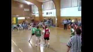 Mountainside, NJ Rec Commission Girls Basketball Finals 2008