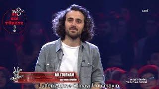 O Ses Türkiye - Umut KAÇ - ALLI TURNAM Resimi