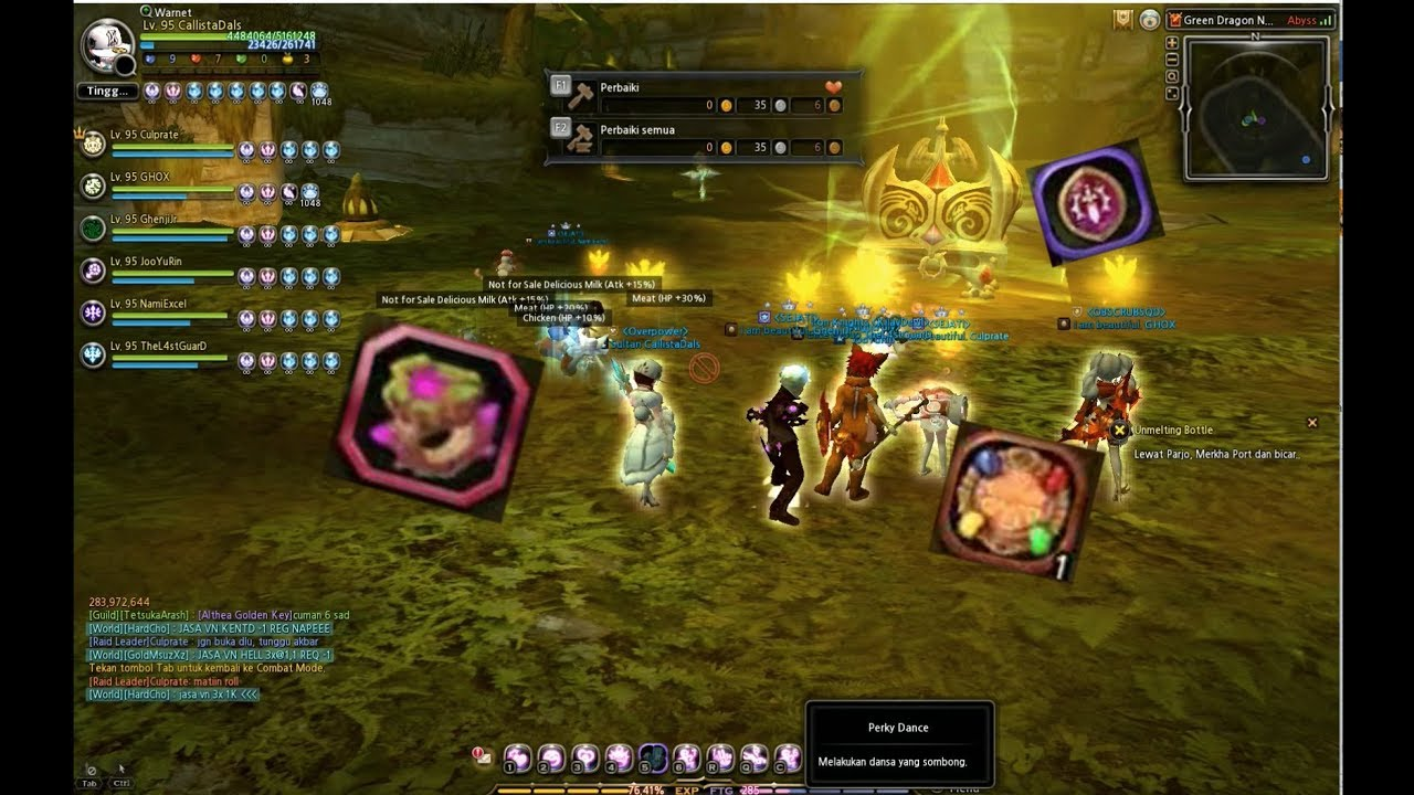 FINALLY CLEAR! - Green Dragon Nest Time Attack Dragon Nest