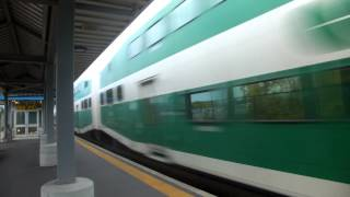 VIA Train & GO Train