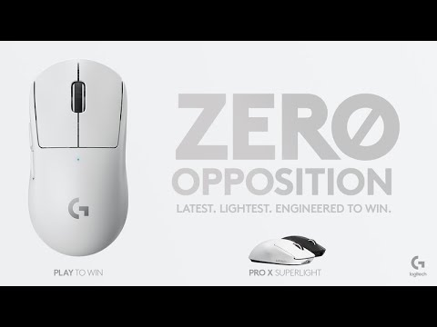 Introducing the PRO X SUPERLIGHT Wireless Gaming Mouse