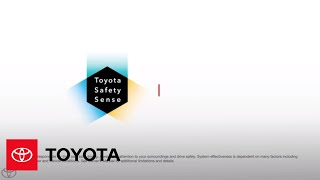 Toyota Safety Sense 2.0 Full-Speed Dynamic Radar Cruise Control (DRCC) | Toyota