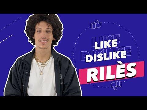 Youtube: Rilès – Like & Dislike avec Hardisk, Yoon On The Moon, Kanye West & de la Cantine 🍴🖼