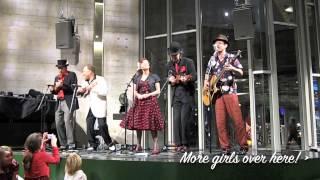 Bohemia Ukulele Band - Music to watch girls by