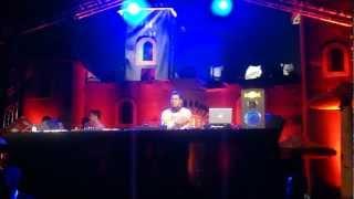 Euphoria 2012 In Wonderland - Area Vip Castelo Chapeleiro