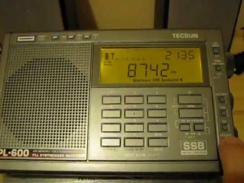 "8742 kHz: Bangkok meteo Weather beacon with scary music - ""The Ice cream truck of Doom"""