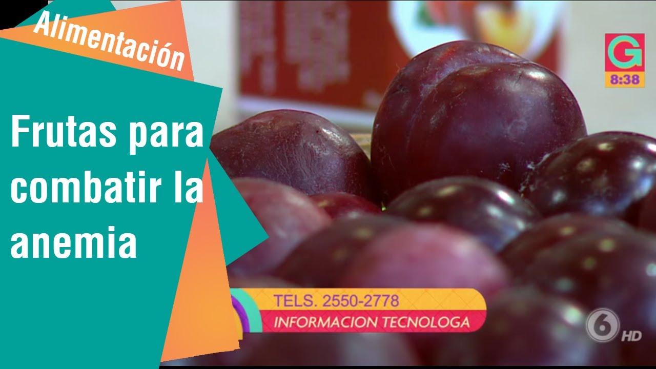 Frutas buenas para combatir diabetes