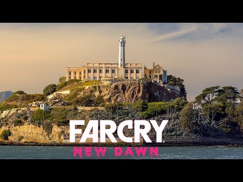 "FAR CRY NEW DAWN ""THEME PARK & ALCATRAZ ISLAND"" EXPEDITIONS Walkthrough Gameplay Part 20 (PS4 Pro)"