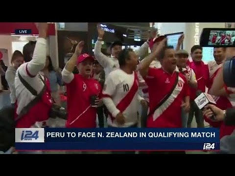 Talking sports: Peru to face NZ in qualifying match, Germany shows off world cup jerseys