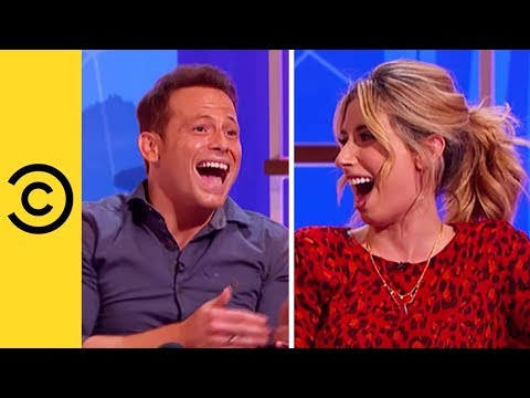 Joe Swash and Stacey Solomon Dish The Dirt On Each Other | Your Face Or Mine | Comedy Central