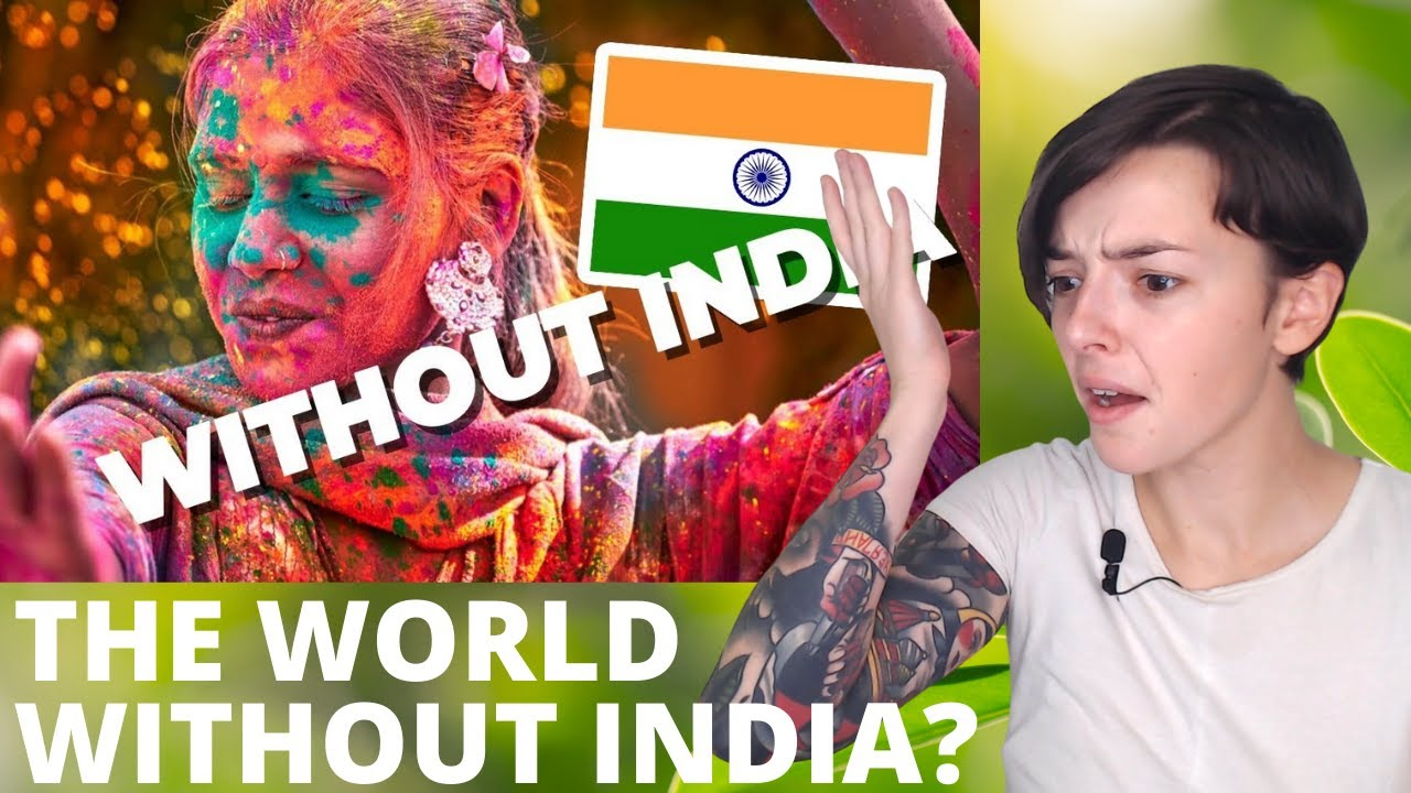 What would the world be like without India?!! | REACTION!