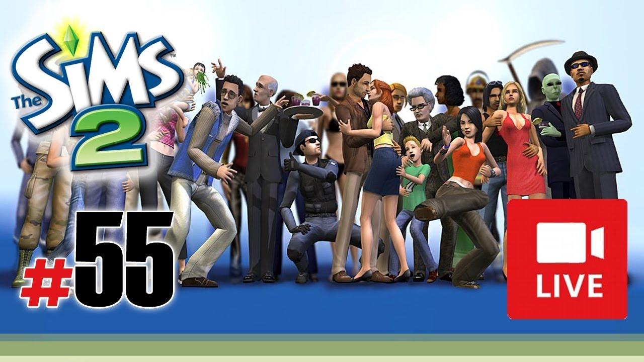 """[Archiwum] Live – Przygody Rudej Gejszy (The Sims 2) (34) – [1/2] – """"Ciąża spożywcza"""""""