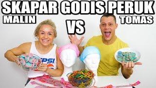 SKAPAR GODIS PERUK *TOMAS VS MALIN*