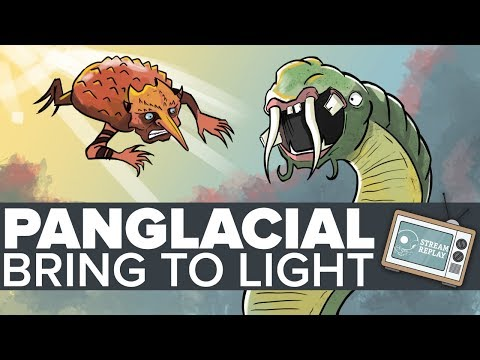 Panglacial Bring to Light in Modern!!!!