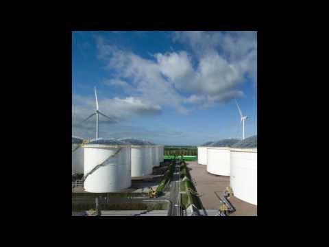 BAM Leidingen & Industrie: Tank terminal Westpoort