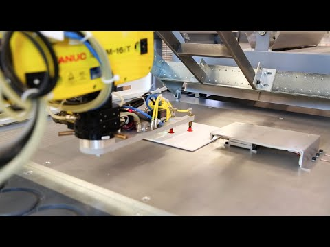 Cambridge University – Manufacturing automation research project