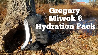 Gregory Miwok 6 Backpack: Features and Overview