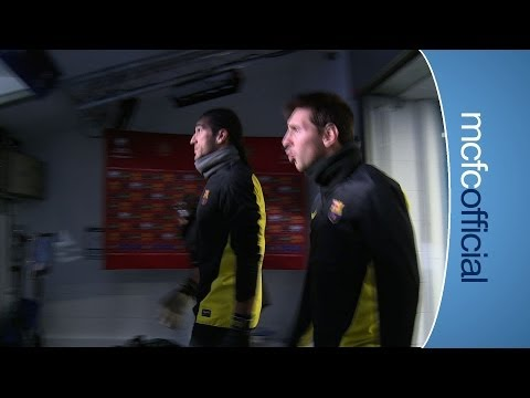 INSIDE CITY 110: Messi and Co in town for the UEFA Champions League