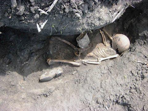 Раскопки в полях Второй Мировой Войны Фильм 27/Excavation in fields of World War II the Film 27