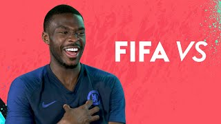 Tomori backs himself as the FASTEST player at Chelsea! | Fikayo Tomori vs FIFA 20