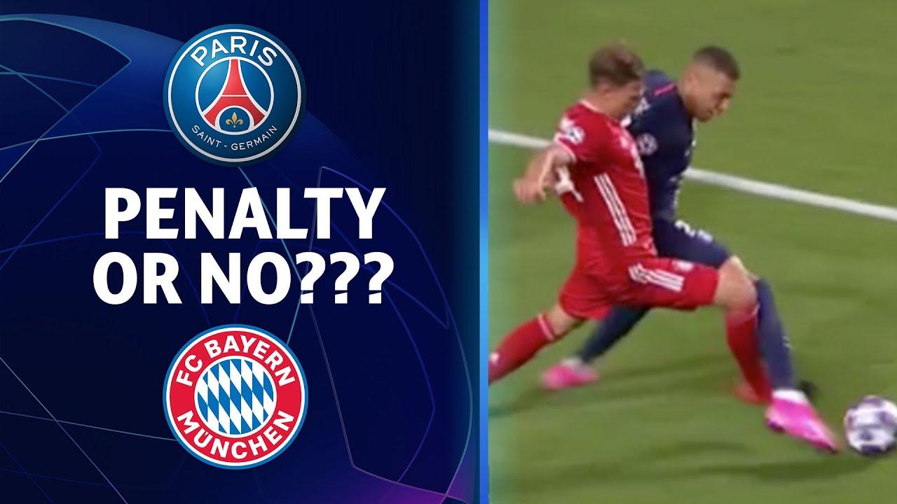 PSG vs. Bayern Munich close-call analysis | Champions ...