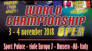 3/11/2018 - Ring 1 - 35° Yohan Medhina VS Tsarakhov Zazbeck - World Championship WFC